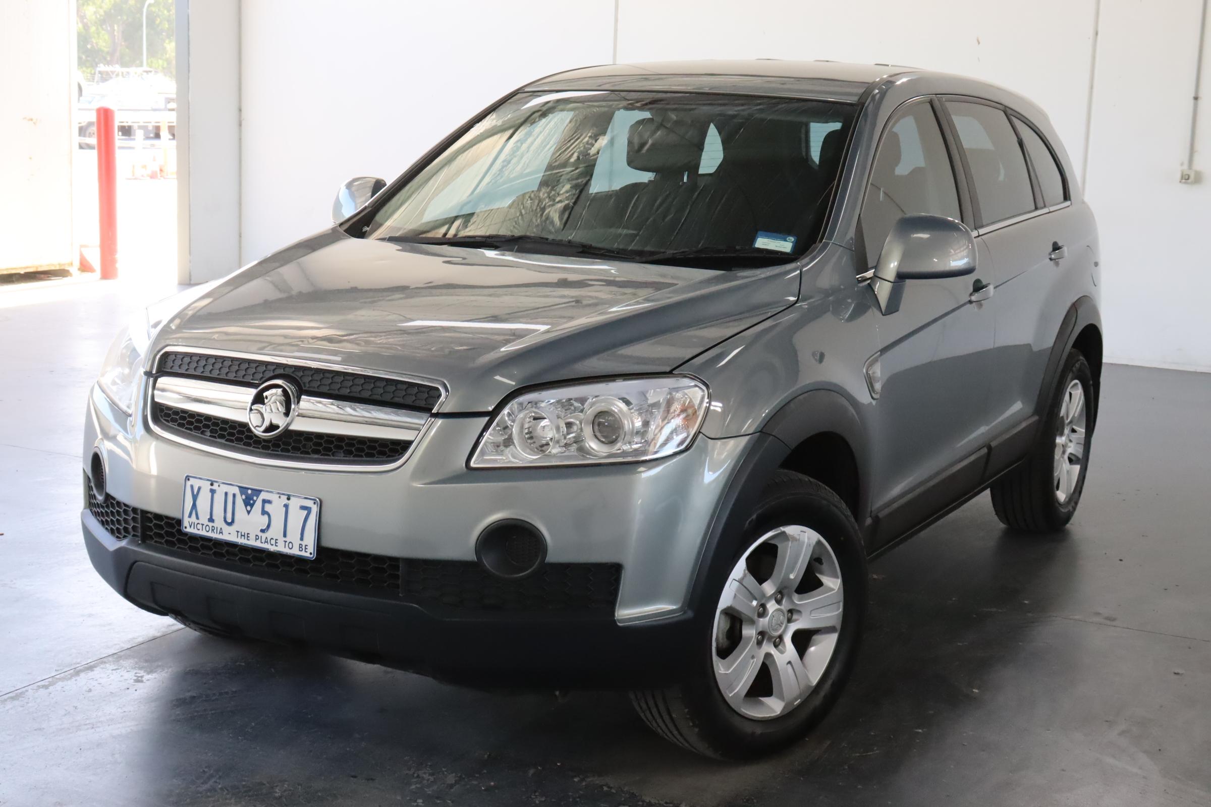 2009 Holden Captiva SX (4x4) CG Automatic 7 Seats Wagon