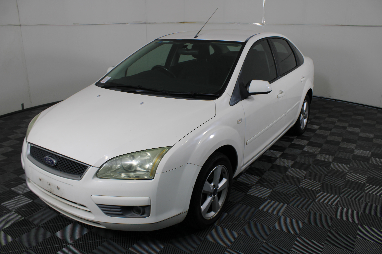 2006 Ford Focus LX LS Automatic Sedan