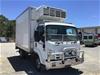 <p>2009 Isuzu FRR 500 4 x 2 Refrigerated Body Truck</p>