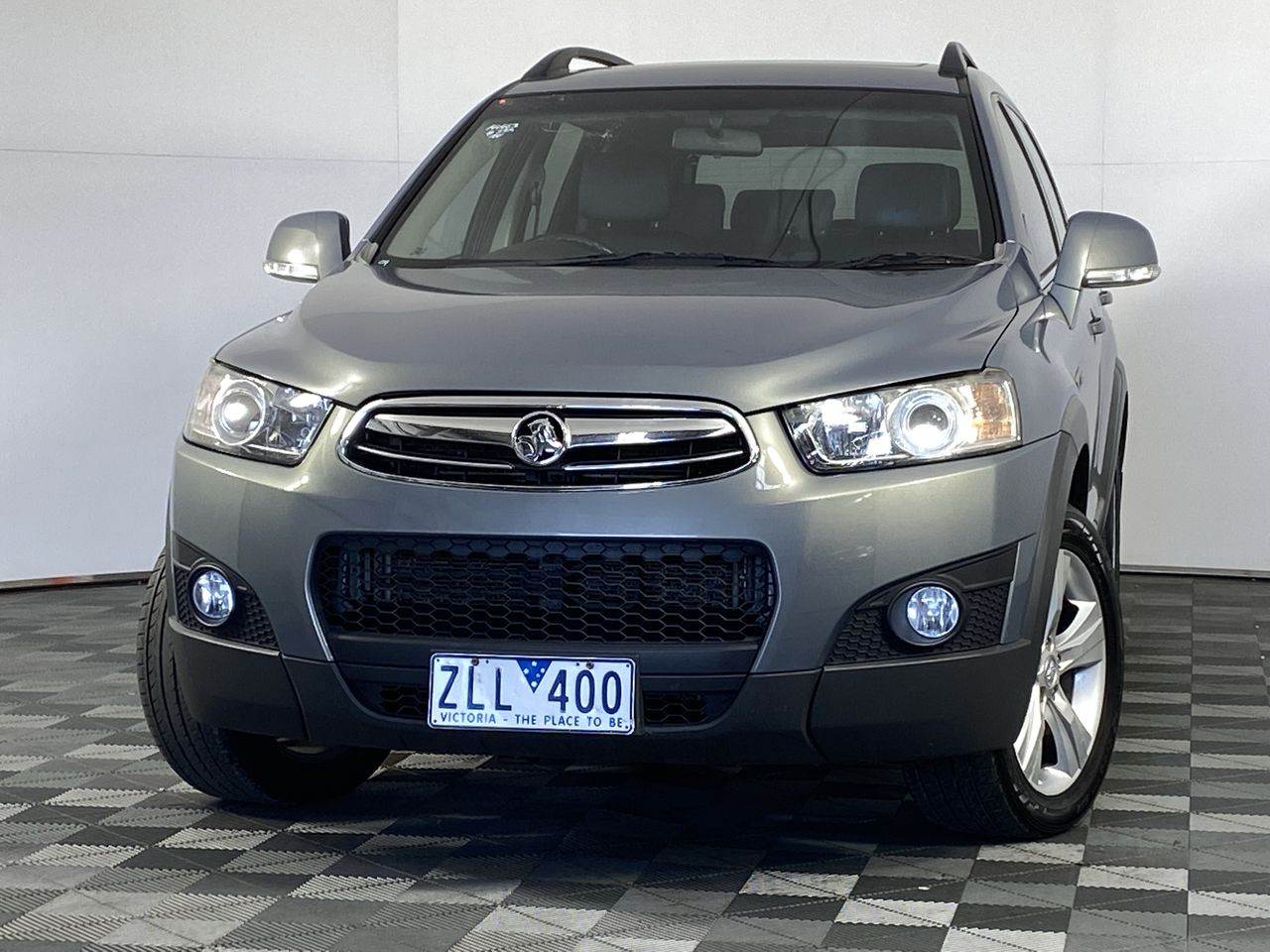 2012 Holden Captiva 7 CX AWD CG II Turbo Diesel Automatic 7 Seats Wagon