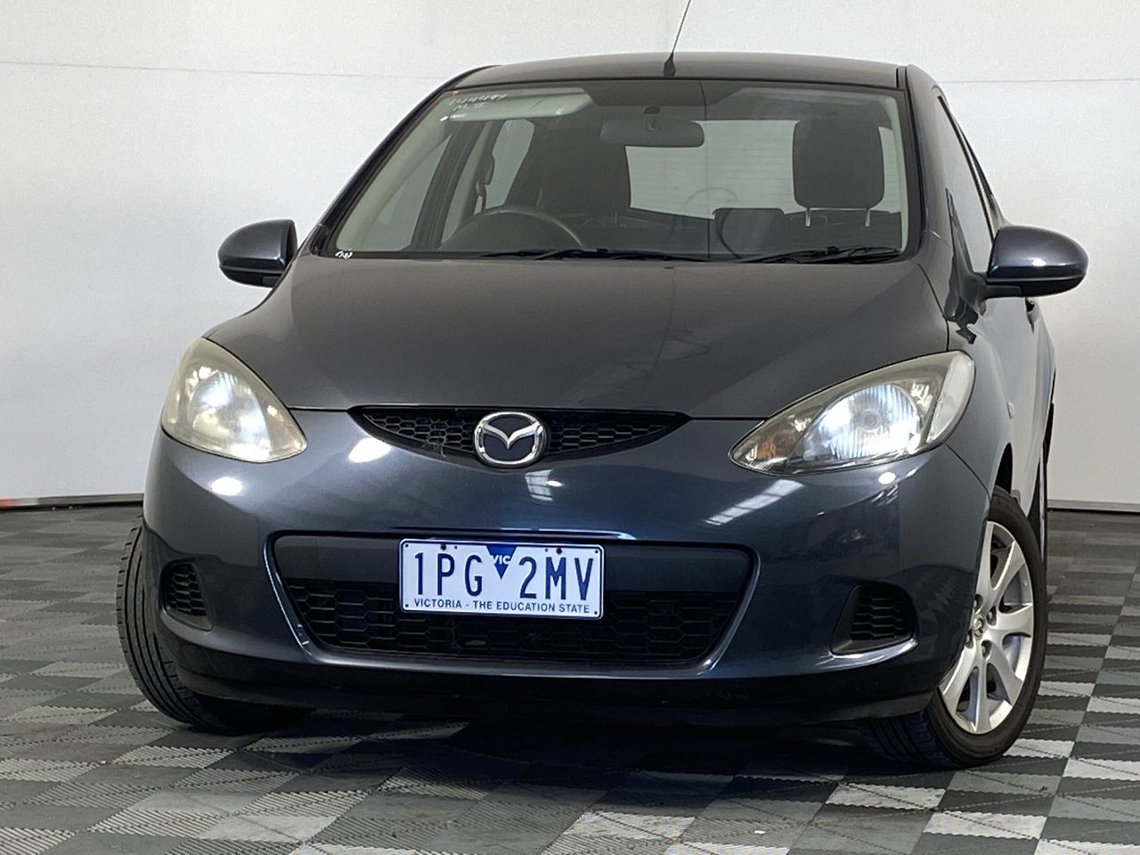 2008 Mazda 2 Neo DE Manual Hatchback