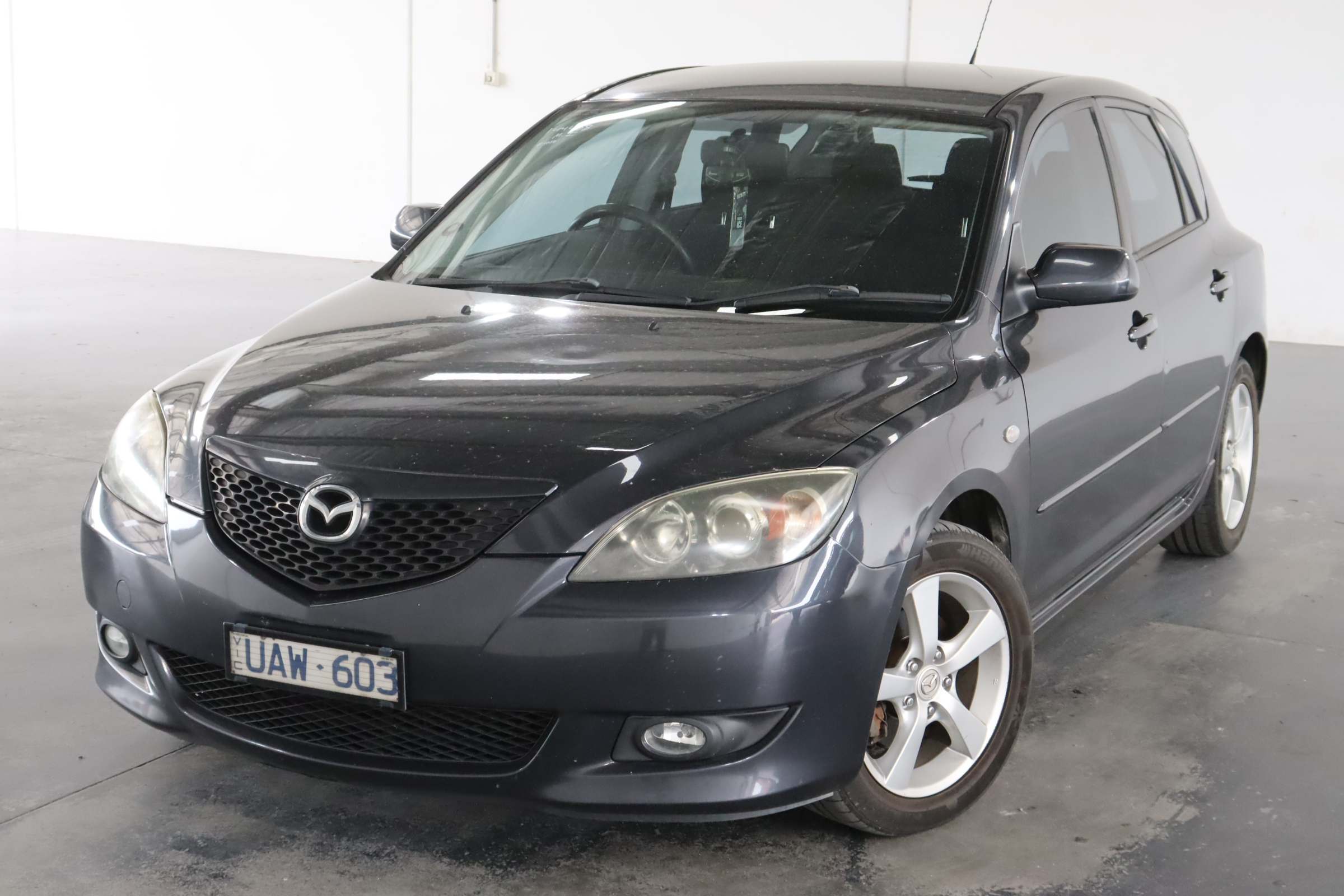 2006 Mazda 3 Maxx Sport BK Manual Hatchback
