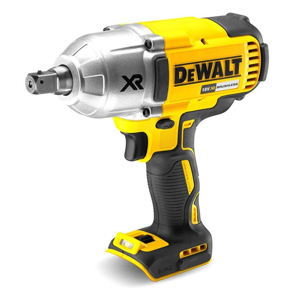 DEWALT 18V XR Li-ion Cordless Brushless High Torque Impact Wrench. Skin Onl