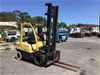 2011 Hyster H3.5FT Counterbalance 3.5 Tonne LPG Forklift