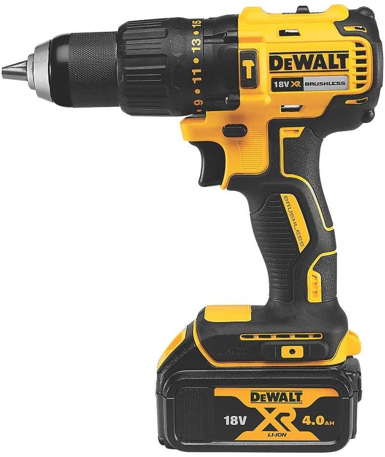 DEWALT 18V XR Li-ion 2.0Ah Brushless Hammer Drill. Skin Only. N.B. This is