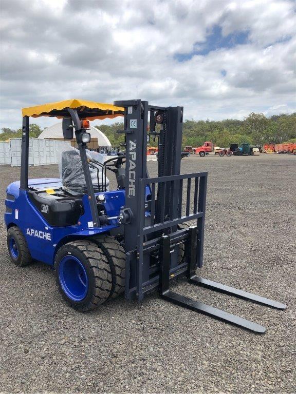 Unused Diesel Forklift