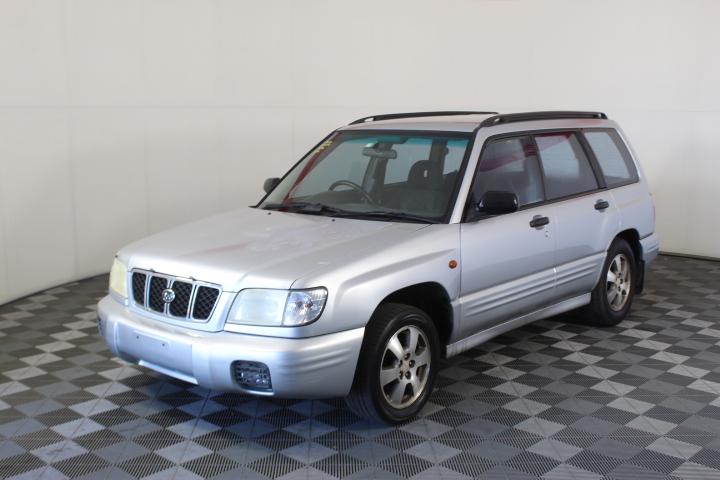 2002 Subaru Forester Limited Automatic Wagon