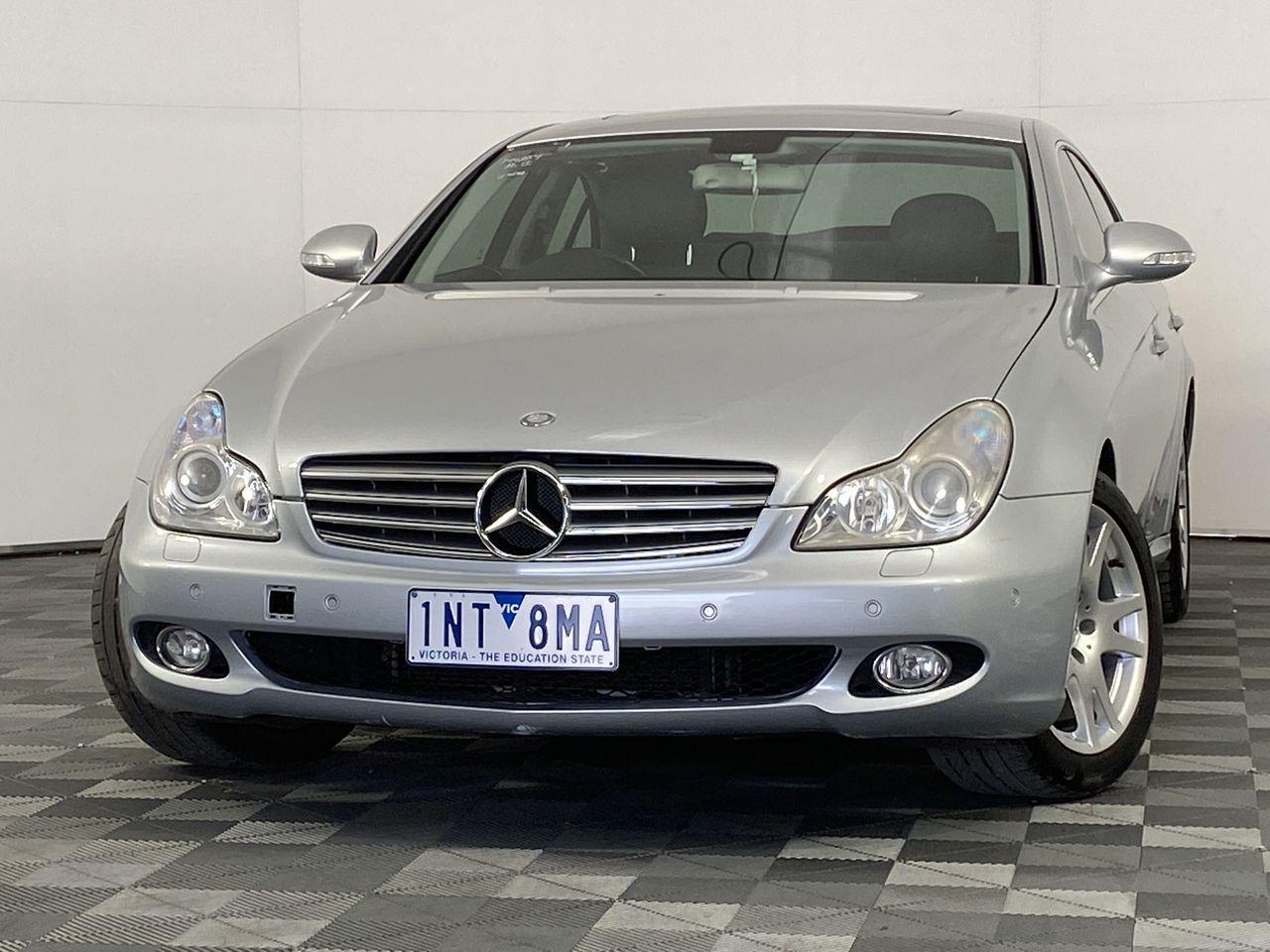 2006 Mercedes Benz CLS-Class CLS 350 C219 Automatic Coupe
