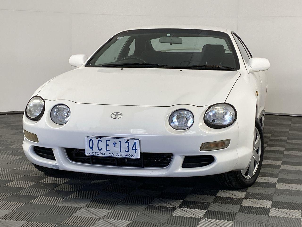 1998 Toyota Celica SX ST204 Automatic Hatchback