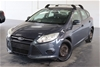 2011 Ford Focus Ambiente LW Automatic Hatchback