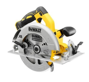 DEWALT 18V Brushless 184mm Circular Saw. Skin Only. N.B. Does not turn on.