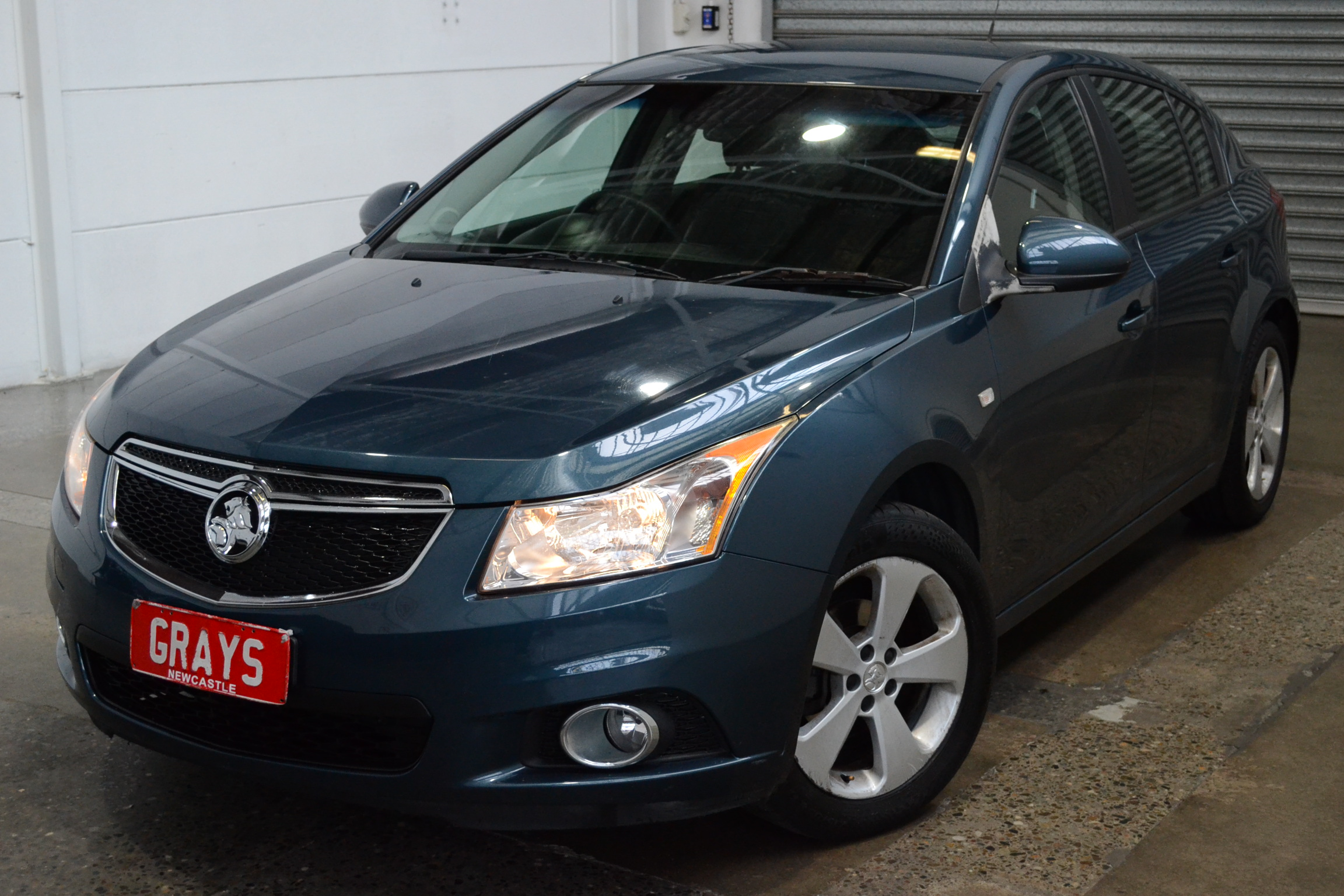 2013 Holden Cruze CD JH Automatic Hatchback