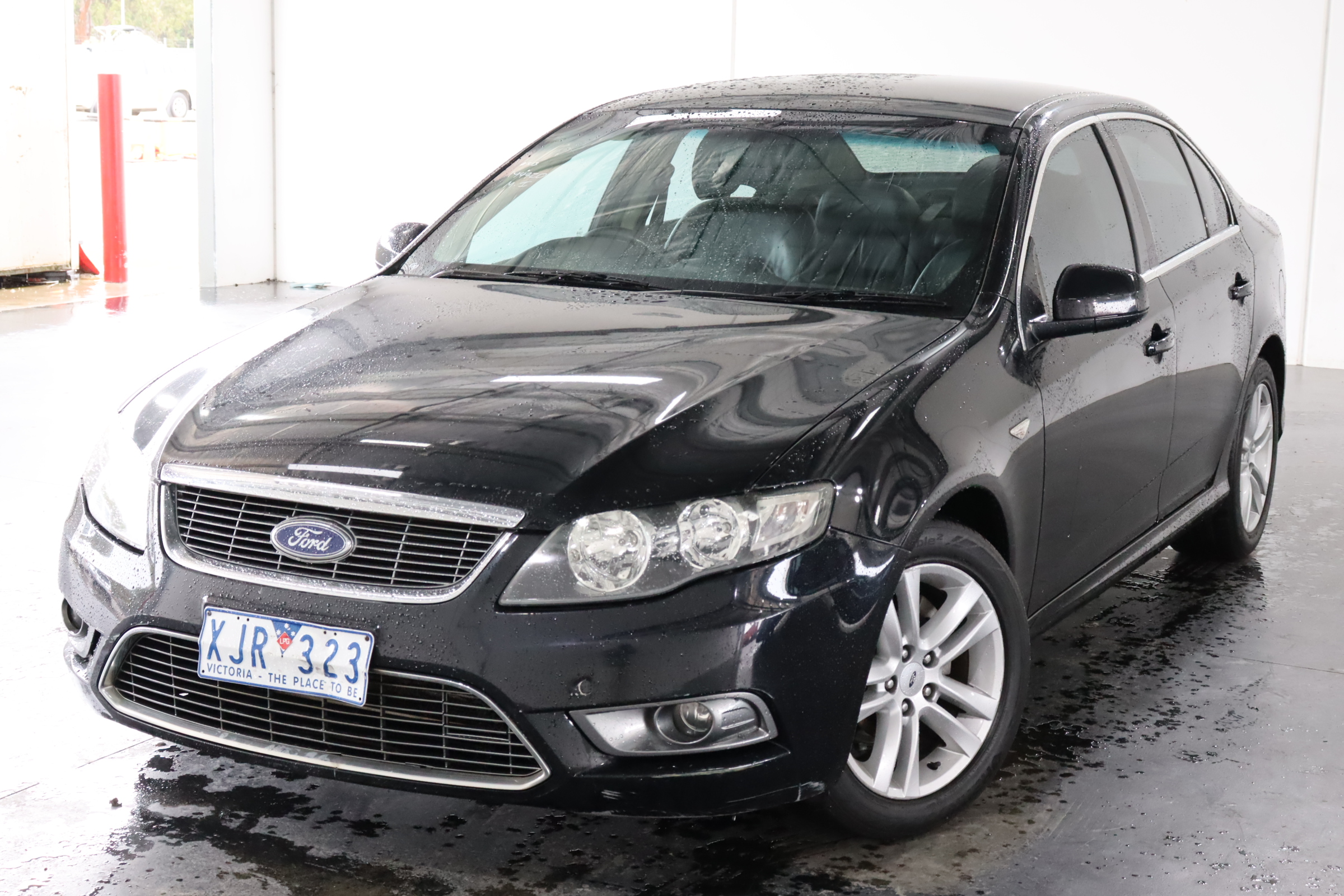 2009 Ford Falcon G6 FG Automatic Sedan