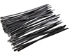 Pack of 50pc x Coated Stainless Steel Cable Ties, 4.6 x 200mm, Grade 304. B
