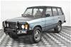 1993 Land Rover Range Rover VOGUE PLUS Automatic Wagon