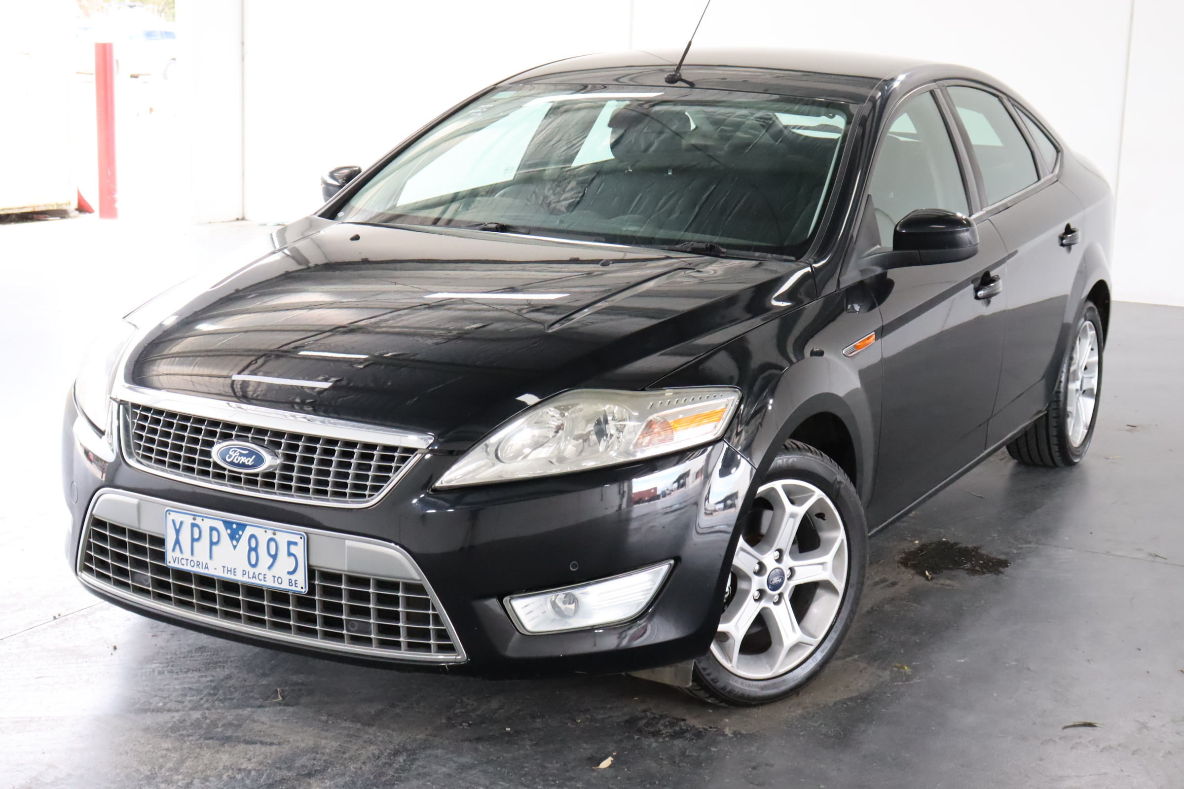 2008 Ford Mondeo Zetec MA Automatic Hatchback