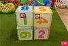 Kids Padded Blocks Soft Active Play Toy