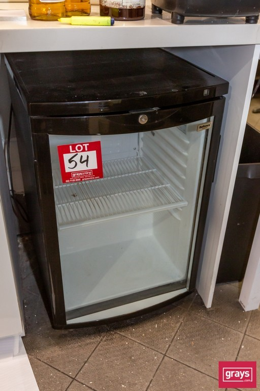 Dellware DW-J85 Under Bench Display Fridge