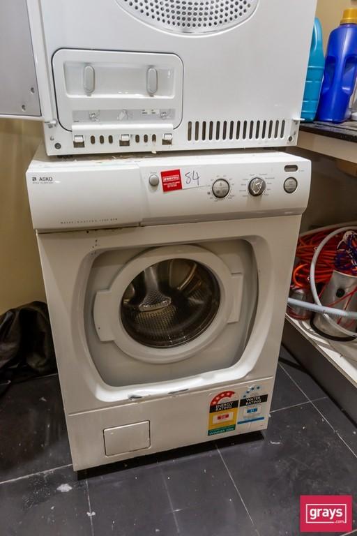 ASKO W6222 Front Loader Washing Machine