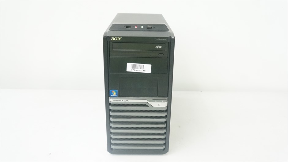 Acer Veriton M6620G Mini Tower Desktop PC