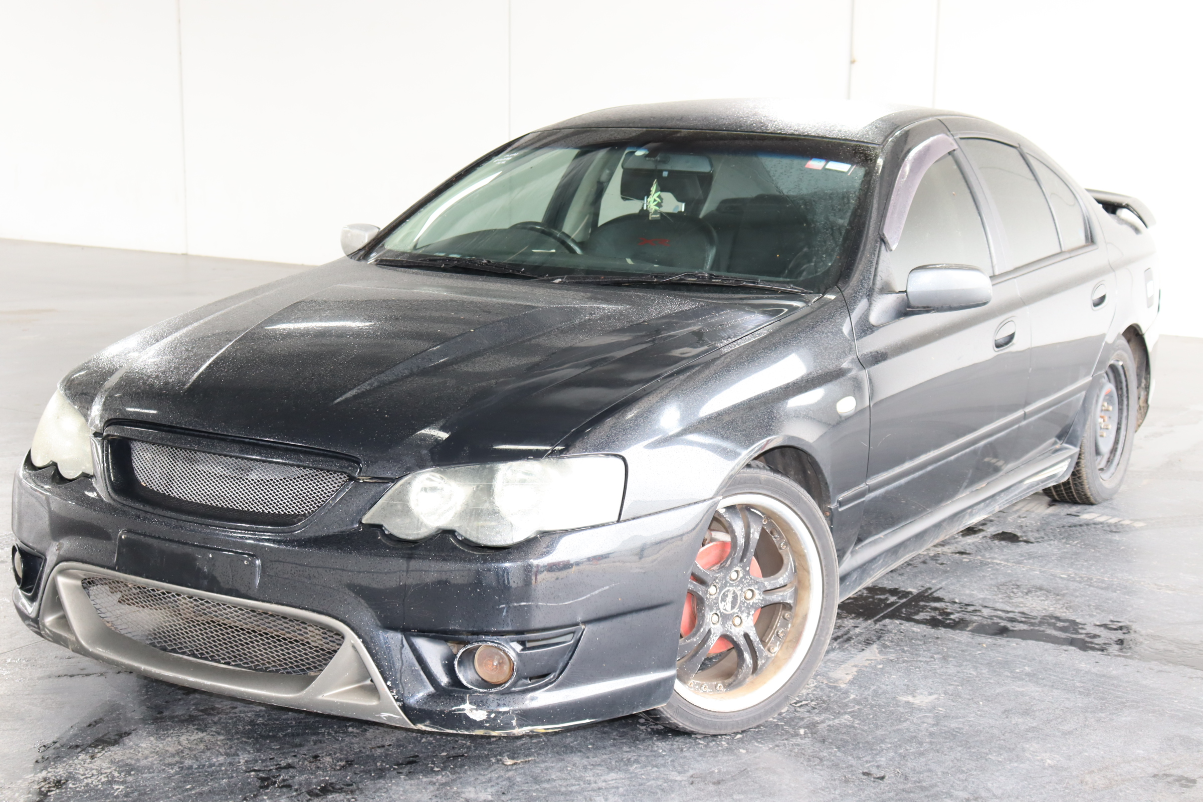2003 Ford Falcon XR6 BA Automatic Sedan