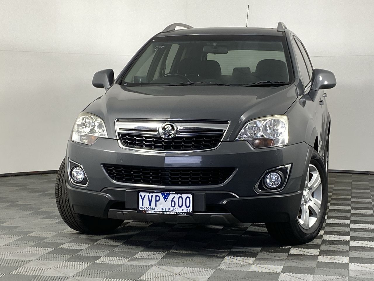 2011 Holden Captiva 5 (4x4) CG II Turbo Diesel Automatic Wagon