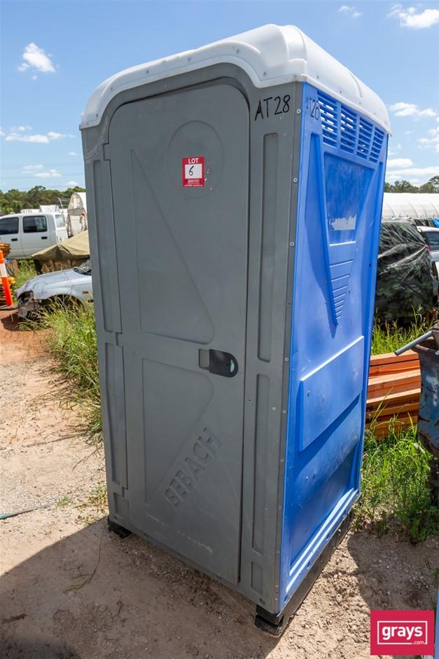 Sebach Poly Portable Toilet