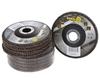10 x VOREL Abrasive Flap Discs 125mm Grit, P40. Buyers Note - Discount Frei