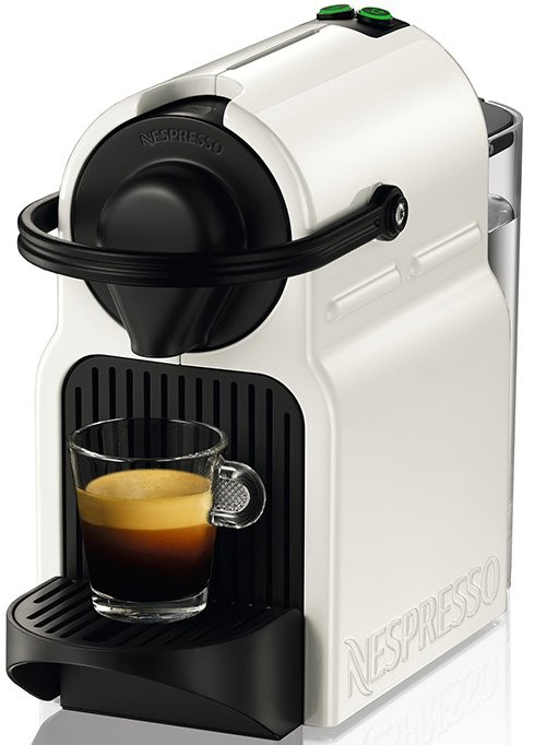 BREVILLE Nespresso Inissia Coffee Machine BEC200XW N.B Minor used + THERMOS