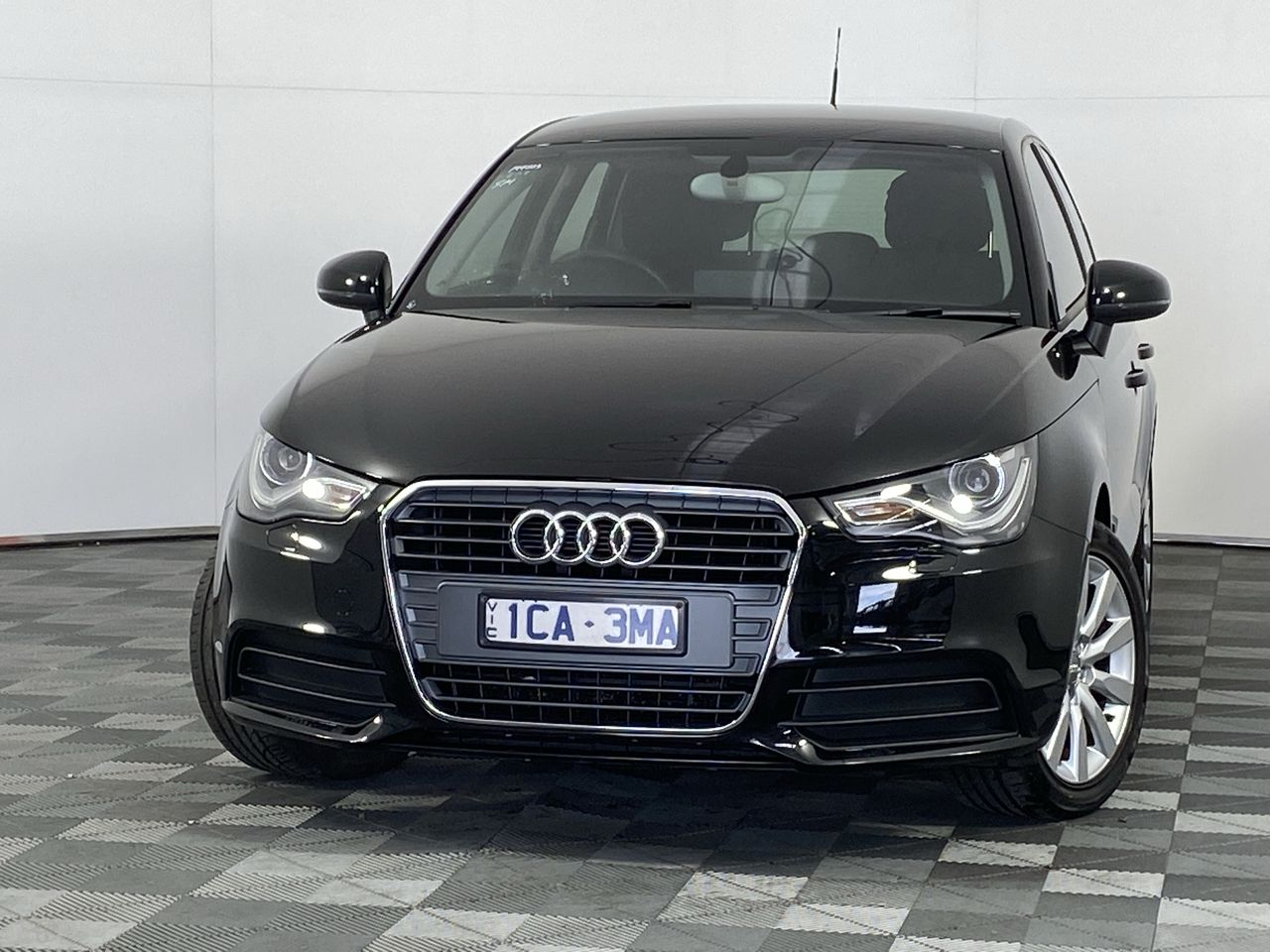 2014 Audi A1 1.4 TFSI ATTRACTION 8X Automatic Hatchback