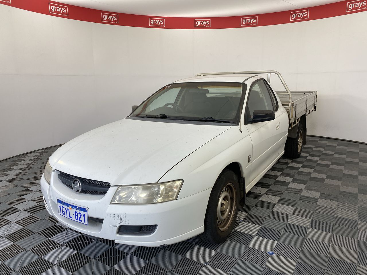 2004 Holden Commodore One Tonner VZ Automatic Cab Chassis