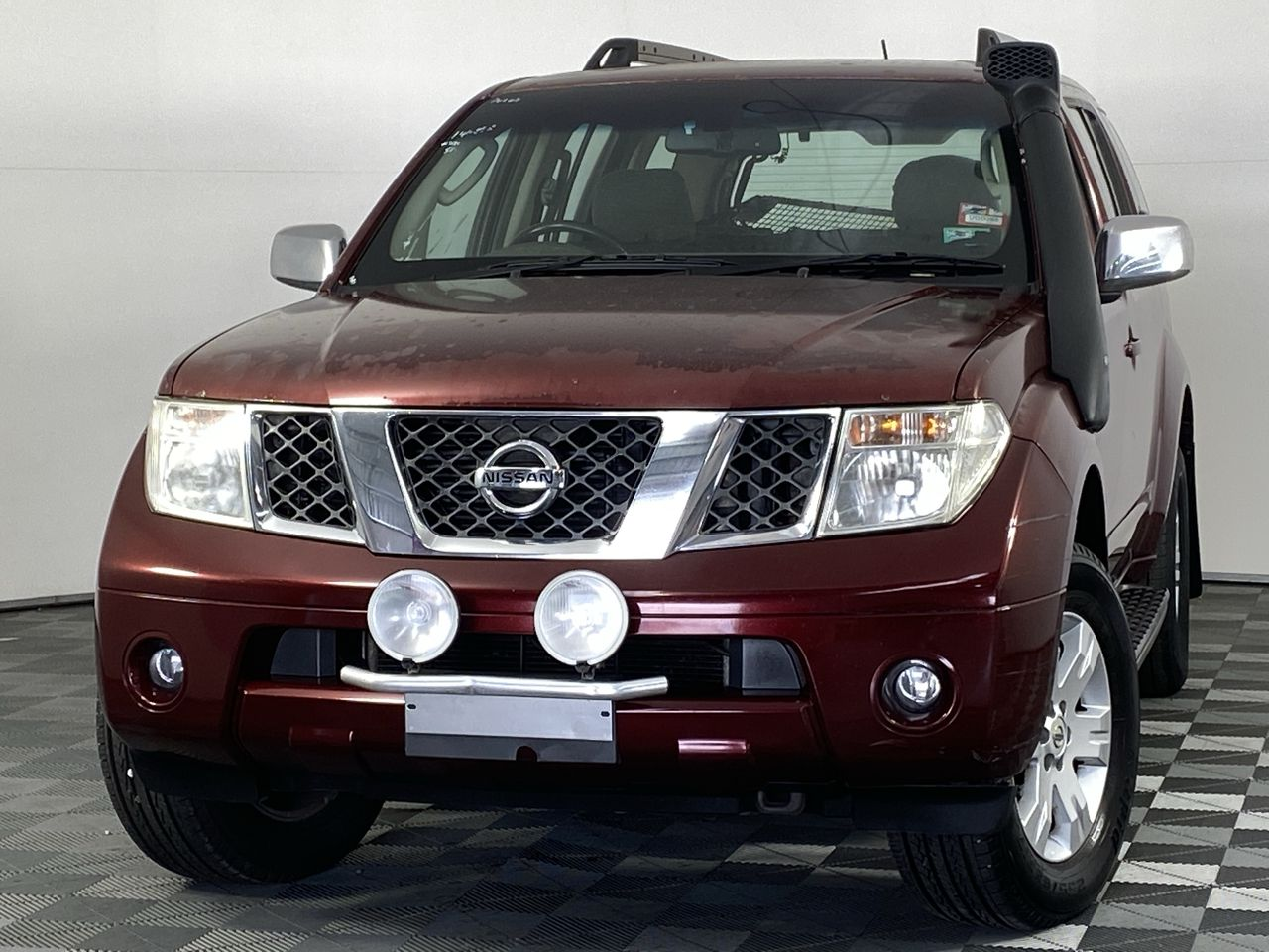 2006 Nissan Pathfinder ST-L (4x4) R51 Manual 7 Seats Wagon
