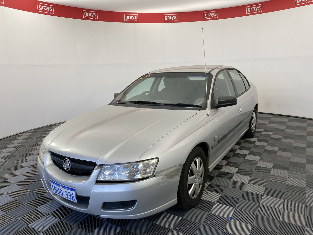 2005 Holden Commodore Executive VZ Automatic Sedan