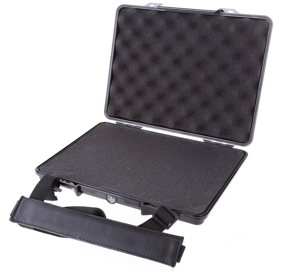 Tsunami - Rugged SHOCKPROOF Hard Laptop Case. 332 (L) x 261(W) x 49 (H)mm W