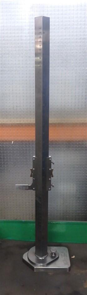 Chesterman Stainless Steel Vertical Vernier
