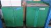 2 x Steel Storage Cabinets