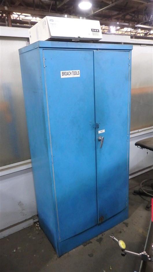 Namco Steel 2 Door Storage Cabinet