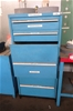 4 x Drawer Tooling Cabinet