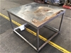 <p><b>Stainless Steel Bench</b></p>