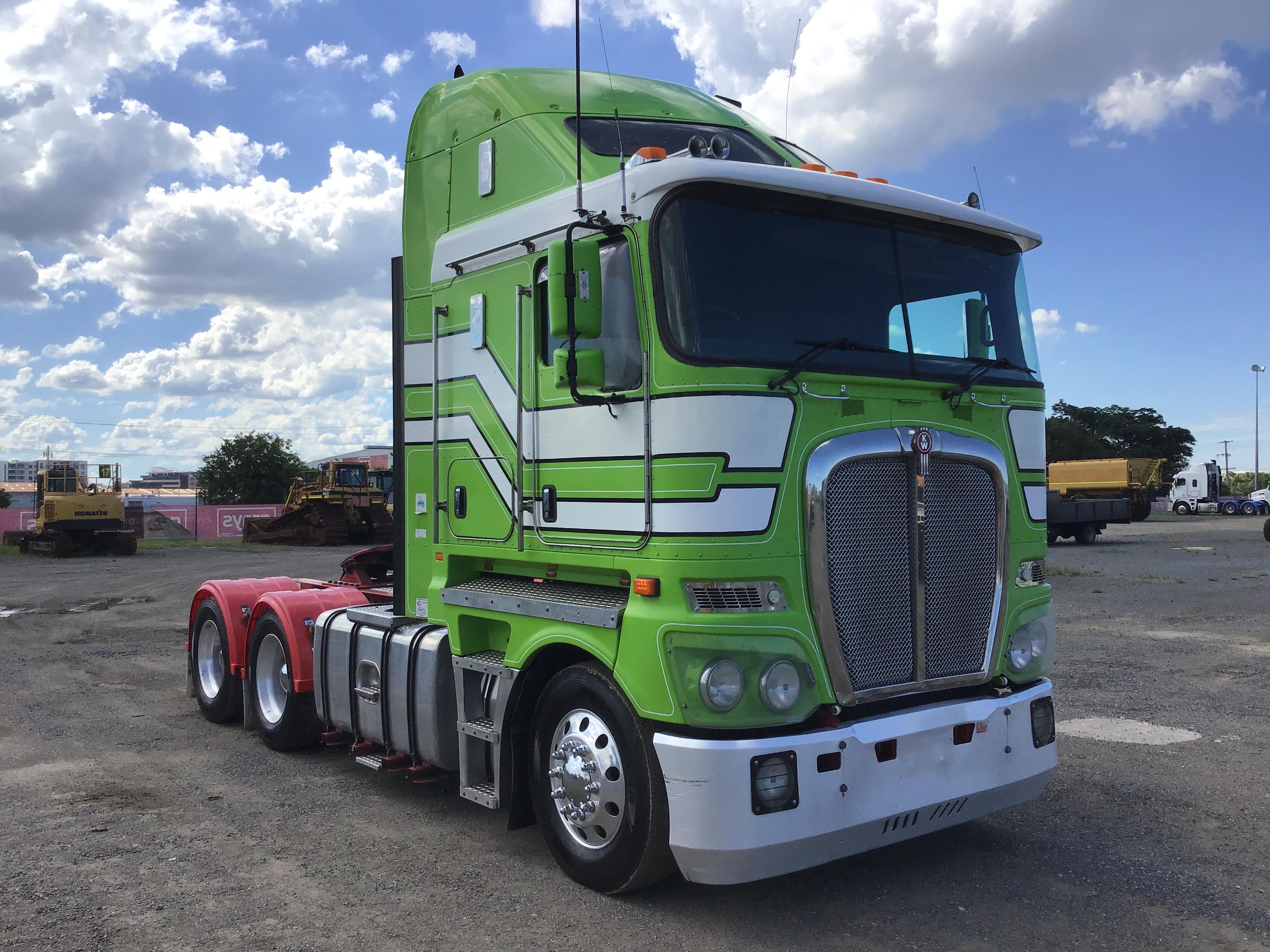2013 Kenworth K 200 (Ex Fleet) 6 x 4 Prime Mover Truck