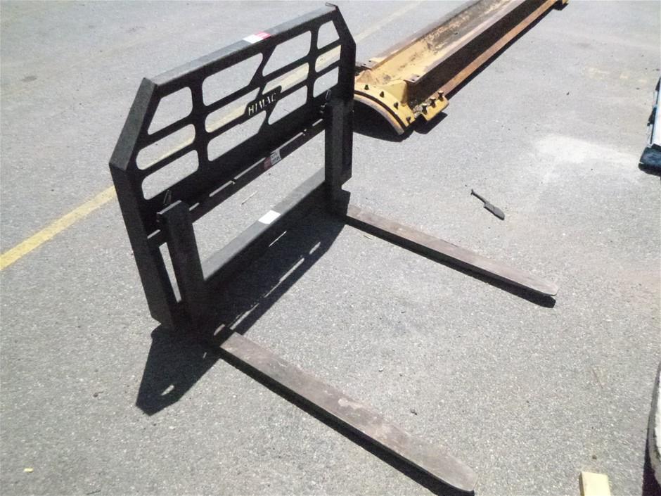 HIMAC Forklift Tynes