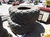 2x Unused Roller Tyres