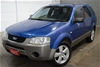 2007 Ford Territory SR (4x4) SY Automatic 7 Seats Wagon