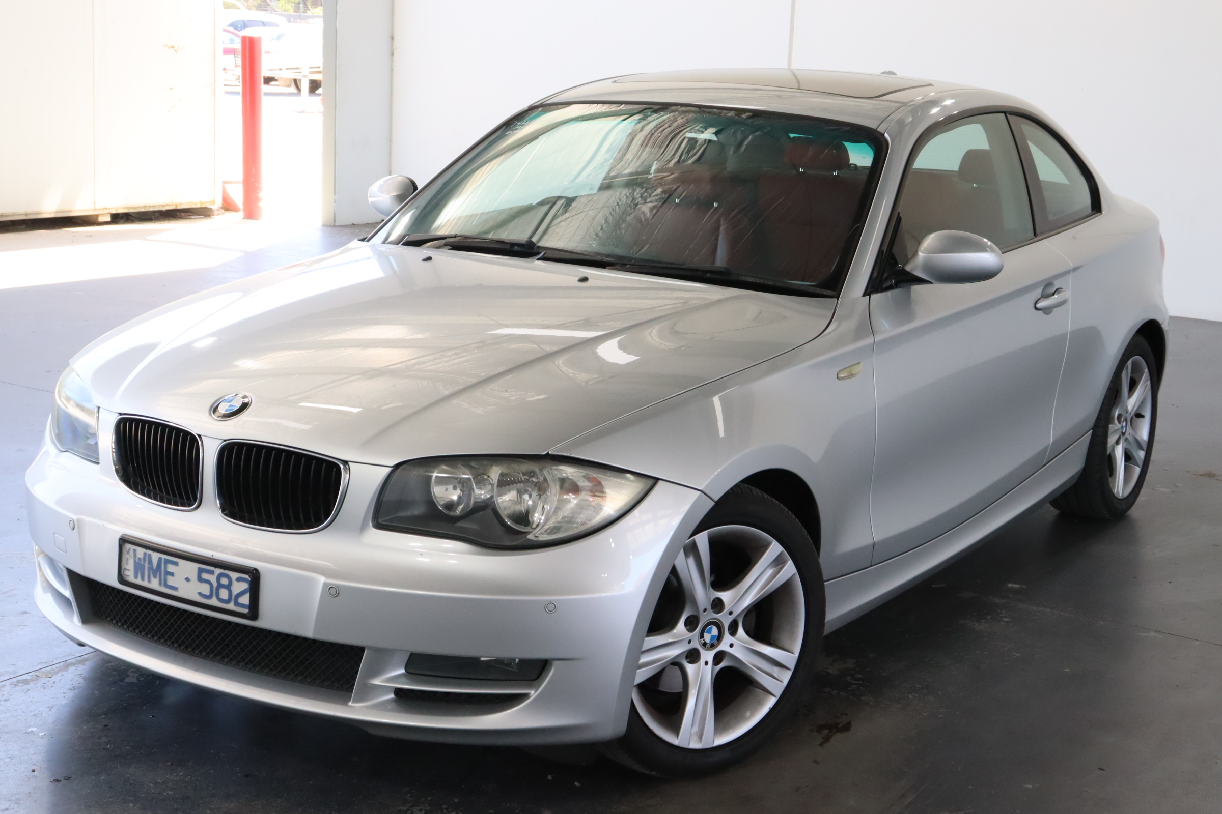 2008 BMW 1 25i E82 Automatic Coupe
