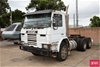 1989 Scania PT113 Prime Mover Yard Truck