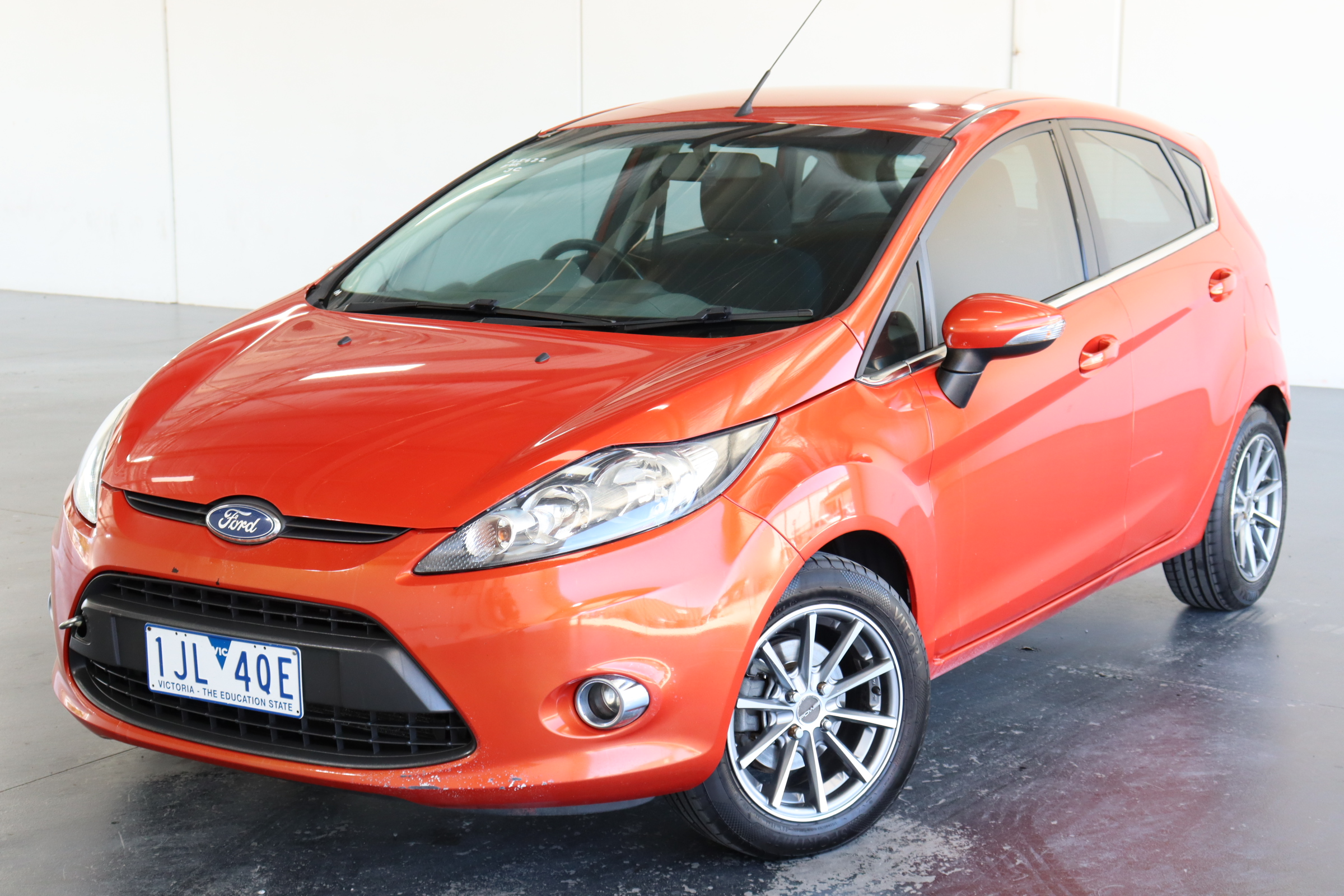 2011 Ford Fiesta Zetec WT Automatic Hatchback (WOVR)