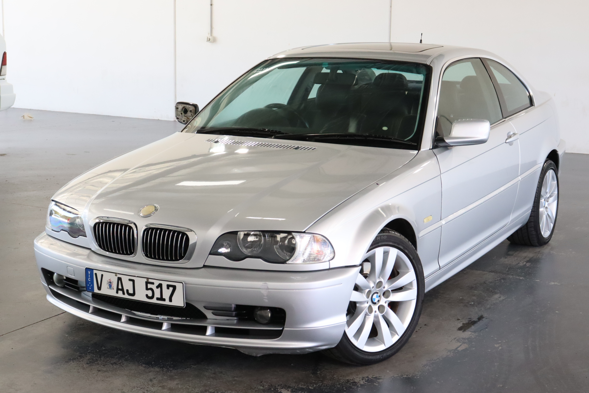 2000 BMW 3 28Ci E46 Manual Coupe