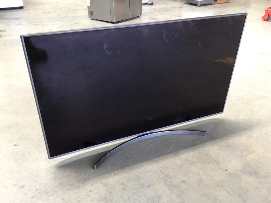 LG 55 Inch 4K UHD Smart Television - Model 55UK6540PTD