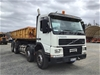 2001 Volvo  FM7 290 8 x 4 Hooklift Truck