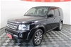 2016 Land Rover Discovery 3.0 TDV6 Series 4 T/Diesel Auto 7 Seat Wagon